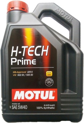 Motul H-TECH Prime 5w40 Synthetic Blend Motor Oils