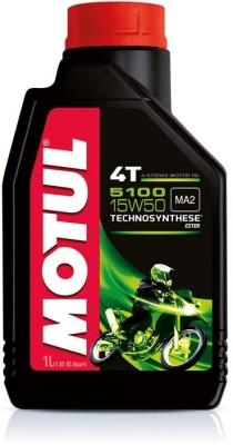Motul 5100 15W50 Technosynthese Engine Oil