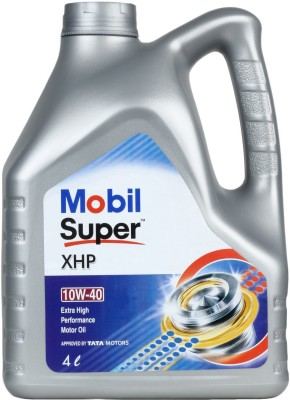 Exxon Mobil 10W-40 Super XHP Engine Oil(4 L)