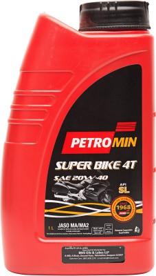 Petromin SAE 20W40 Superbike 4T Engine Oil