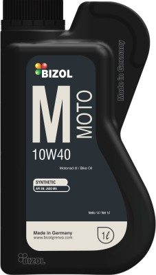 Bizol Grenvo 10w40 Moto Synthetic Motor Oil