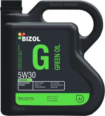 Bizol Grenvo 5w30 Synthetic Motor Oil(4 L)