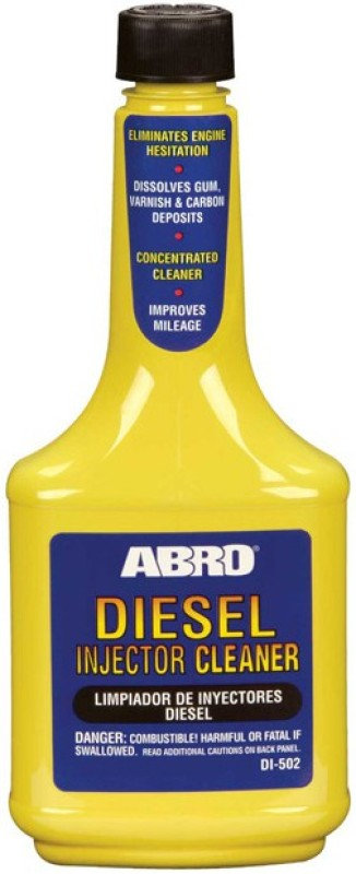 Abro DI-502 Diesel Injector Cleaner Filter Oil(354 ml)