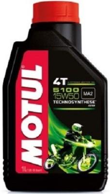Motul 5100 15W50 Engine Oil