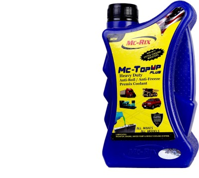 Mc-Rix Premix1 Mc-Top Up Plus Radiator Coolant Engine Oil