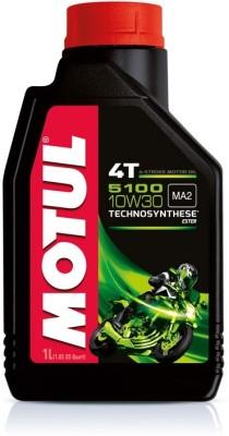 Motul 5100 10W30 Semi Synthetic Engine Oil