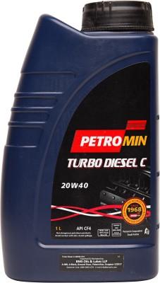 Petromin 20W40 Turbo Diesel C Engine Oil