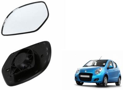 Speedwav Manual Rear View Mirror For Maruti Suzuki Ritz(Left)