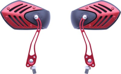 Speedwav Manual Rear View Mirror For Hero Passion