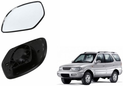 Speedwav Manual Rear View Mirror For Tata Safari(Right)