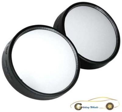 Gliding Wheels Manual Blind Spot Mirror For Universal For Car Universal For Car