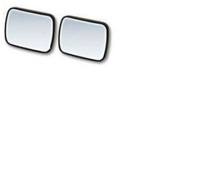 Shrih Manual Blind Spot Mirror For Universal For Car Universal For Car(Left, Right)