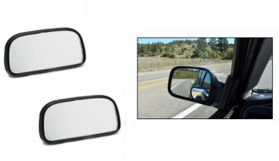 AutoSun Manual Rear View Mirror For Volkswagen Polo