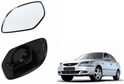 Speedwav Manual Rear View Mirror For Hyundai Accent