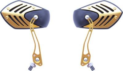 Speedwav Manual Rear View Mirror For Royal Enfield Classic 500