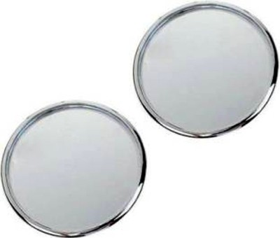 AutoKraftZ Manual Blind Spot Mirror For Universal For Car Universal For Car