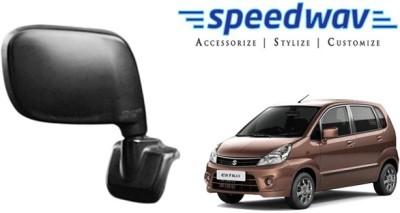 Speedwav Manual Rear View Mirror For Maruti Suzuki Zen Estilo