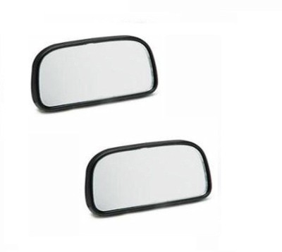 AutoSun Manual Rear View Mirror For Mahindra Quanto