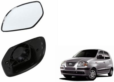 Speedwav Manual Rear View Mirror For Hyundai Santro Xing