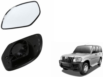 Speedwav Manual Rear View Mirror For Mahindra Scorpio