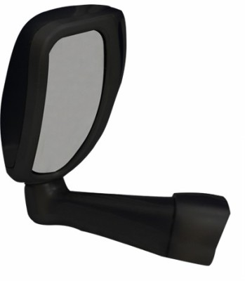 Speedwav Front Fender SUV Wide Angle BLACK-Renault Duster Manual Rear View Mirror