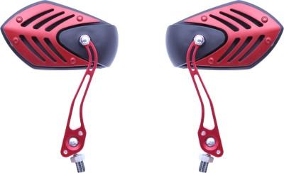 Speedwav Manual Rear View Mirror For Hero CBZ Extreme