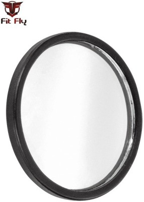 Fit Fly Manual Blind Spot Mirror For Toyota, Maruti Suzuki, Hyundai, Mahindra Swift Dzire