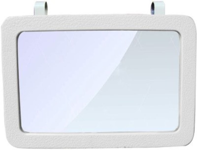 CP Bigbasket Manual Vanity Mirror For Universal For Car Universal For Car