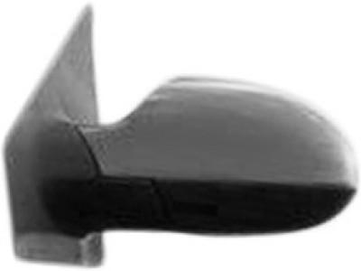 Speedwav Manual Rear View Mirror For Nissan Sunny(Left)