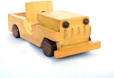 Woodino Small Jeep