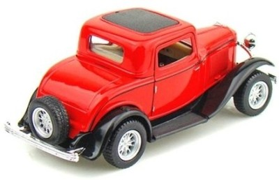 Kinsmart 1932 Ford 3-Window Coupe