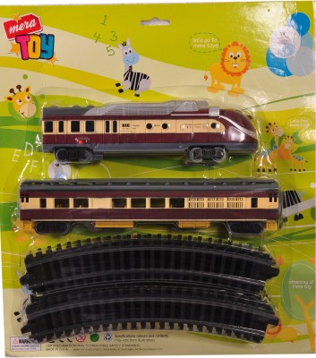 Mera Toy Shop premium rail set