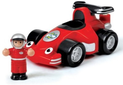WoW Robbie Racer Racing Cars (2 Piece Set)