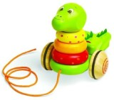 BabyCentre Pintoy Stack And Pull Dinosoa...