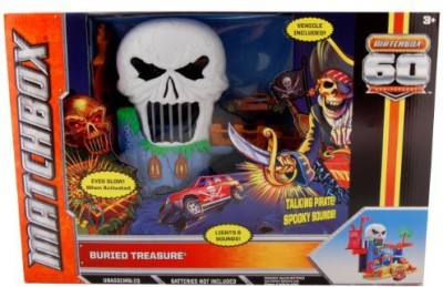 Matchbox Exclusive 60Th Anniversary Special Edition Playset Buried
