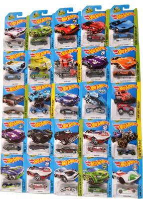 Hot Wheels Basic Cars Asst25