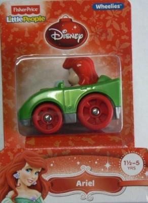 Fisher-Price Little People Wheelies Disney Ariel