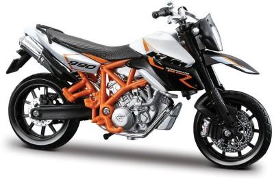 Bburago Ktm 990 Supermoto R Diecast Motorcycle