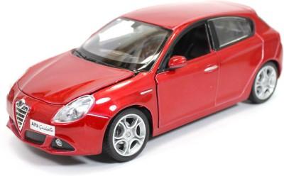 Bburago Alfa Romeo Giulietta 1:24 Diecast Scale Model Car