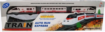 New Pinch New Pinch Auto Run Express Train (White)