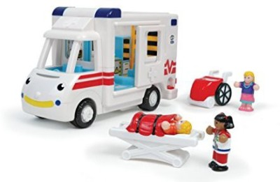 WoW Robin,S Medical Rescue Emergency (6 Piece Set)