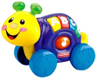 Fisher-Price Roll-Along Pals Snail
