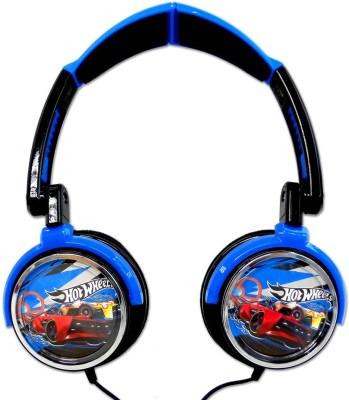 Hot Wheels Hot Wheels Lightweight & Compact Headphones