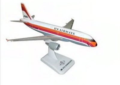Hogan Wings Aircraft scale model, Airbus A319 US Airways