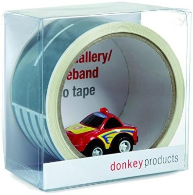 Donkey Create A Road Tape With Car Playsetmy First Autobahn36