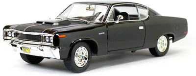 Road Signature 1970 AMC Rebel Black 1:18 Yatming