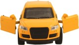 Bestoys SUV Style Die-Cast Car (Yellow)