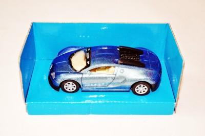 Ruppiee Shoppiee MK3 Blue Metal Car