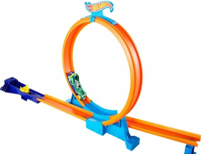 Hot Wheels Zip Ripper Track Set