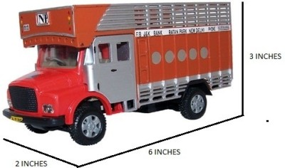 Centy Toys Public Truck